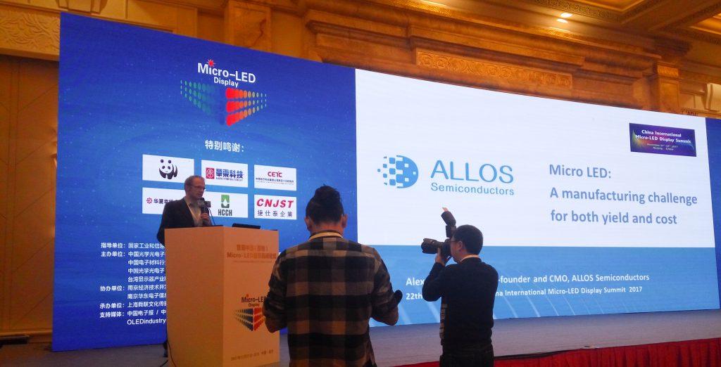 Alexander Loesings talks in Nanjing